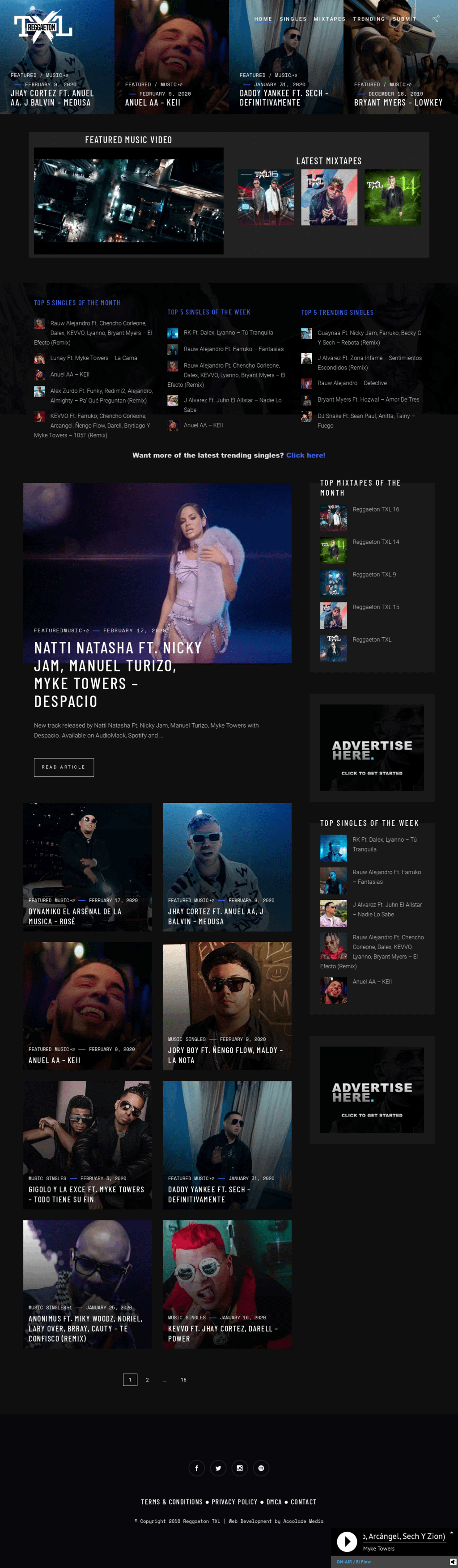 reggaetontxl-website-design-layout-accolademedia